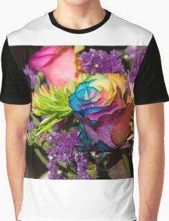 A Blast Of Colour Graphic T-Shirt