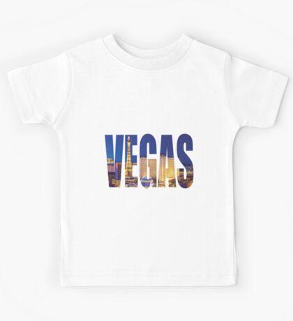 Vegas (Paris) Kids Tee