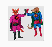 Cat Versus Dog Unisex T-Shirt