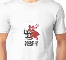 Death to Nazi Beast!  Unisex T-Shirt