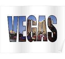 Vegas (Treasure Island) Poster