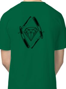 Diamond cut Classic T-Shirt