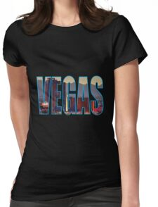 Vegas (Rio) Womens Fitted T-Shirt