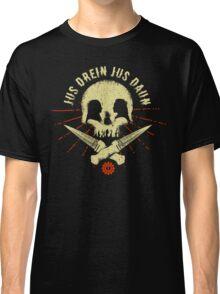 Jus drein jus daun Classic T-Shirt