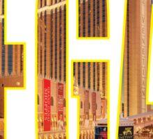 Vegas (Venetian) Sticker