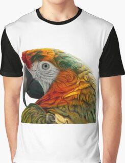 Parrot Graphic T-Shirt