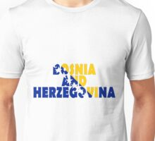 Bosnia and Herzegovina Unisex T-Shirt