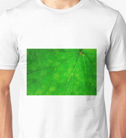 Green Veins Unisex T-Shirt