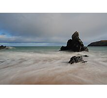 Overcast on Sango Bay Photographic Print