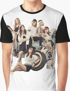 snsd bg Graphic T-Shirt