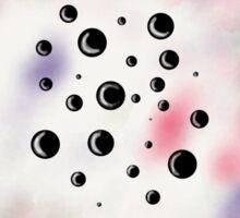 Black Spots Sticker