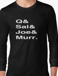 Four Jokers Long Sleeve T-Shirt