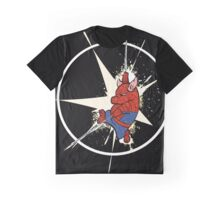 SPIDERPIG Graphic T-Shirt