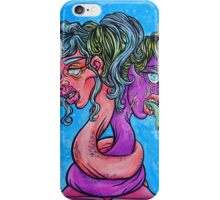 Absence & Disgust iPhone Case/Skin