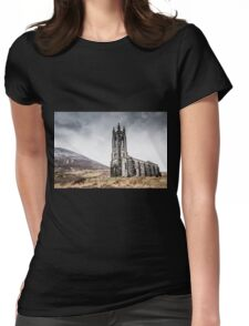Dunlewey Church Womens Fitted T-Shirt