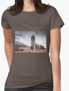 Dunlewey Church Womens Fitted T-Shirt
