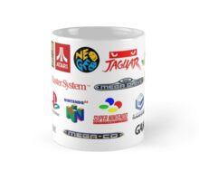 arcade logos videogames consolas Mug