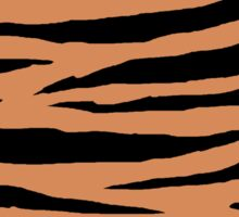 0567 Raw Sienna Tiger Sticker