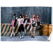 exid hot pink 01 Poster