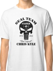 seal team sniper  Classic T-Shirt