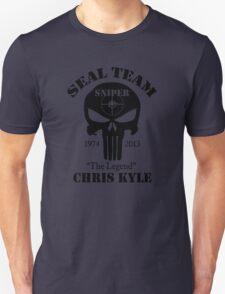 seal team sniper  Unisex T-Shirt