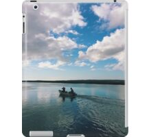 Boating Adventure iPad Case/Skin