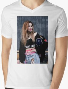 exid LE Mens V-Neck T-Shirt