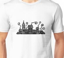 Curly Town Unisex T-Shirt