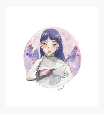 Bluemoon Space Princess Norn Photographic Print