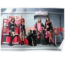 HOT PINK EXID Poster