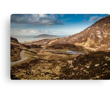 Mamore Gap Co. Donegal Canvas Print