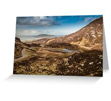 Mamore Gap Co. Donegal Greeting Card