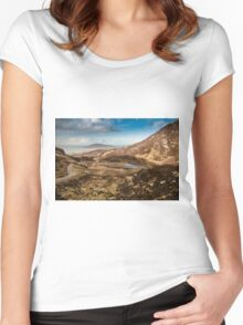 Mamore Gap Co. Donegal Women's Fitted Scoop T-Shirt