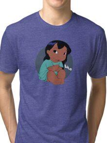 lilo Tri-blend T-Shirt