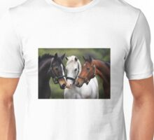 Three friends Unisex T-Shirt