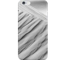 Desert waves #10 iPhone Case/Skin