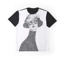 This is not Yoko Ono Graphic T-Shirt