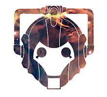Cyberman Galaxy Photographic Print