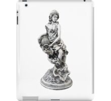 Classic female statue iPad Case/Skin