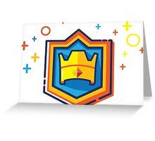 Clash Royale Greeting Card