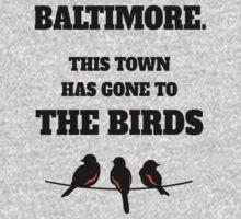 Baltimore Baby Tee