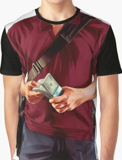 Grand Theft Auto V - Michael Graphic T-Shirt