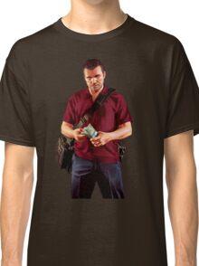Grand Theft Auto V - Michael Classic T-Shirt