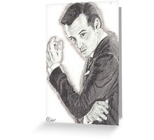 Moriarty portrayed by Andrew Scott in Sherlock Greeting Card