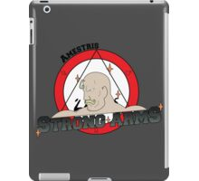 The Amestris Strong Arms iPad Case/Skin