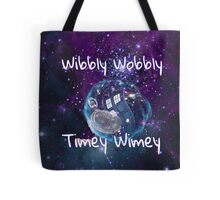 Wibbly Wobbly Tote Bag