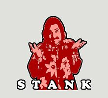 STANK BOLD FOR RED GINGER PEOPLE HOOT PEE Unisex T-Shirt