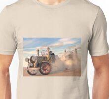 The great autombile race Unisex T-Shirt