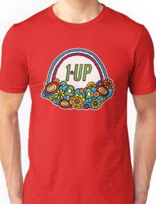 Fire Flower Power Unisex T-Shirt