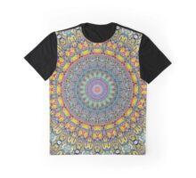 Blue Turns To Red As Things Heat Up In The Kaleidoscope Graphic T-Shirt